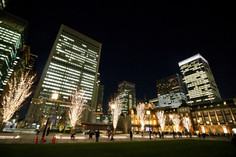 Xmasまで後1日 クリスマスの情景 第二十四話(東京)