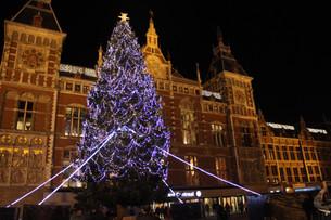 Xmasまで後3日 クリスマスの情景 第二十二話(アムステルダム)