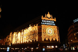 Xmasまで後8日 クリスマスの情景 第十七話(パリ)