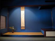 金沢の「青」とフェルメールの「青」と