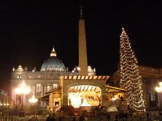 Xmasまで後2日 クリスマスの情景 第二十三話(ローマ)