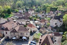 南西フランスの美しい小さな村