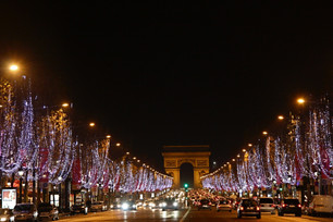 Xmasまで後4日 クリスマスの情景 第二十一話(パリ)