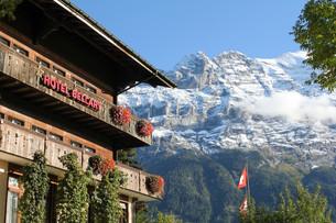 スイス、グリンデルヴァルト!