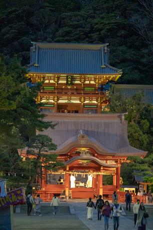平成最後の鎌倉の夜