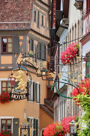 ドイツ・ロマンチック街道の宝石 ローテンブルグの一日