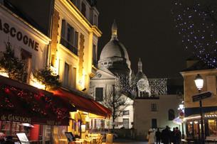 Xmasまで後10日 クリスマスの情景 第十五話(パリ)