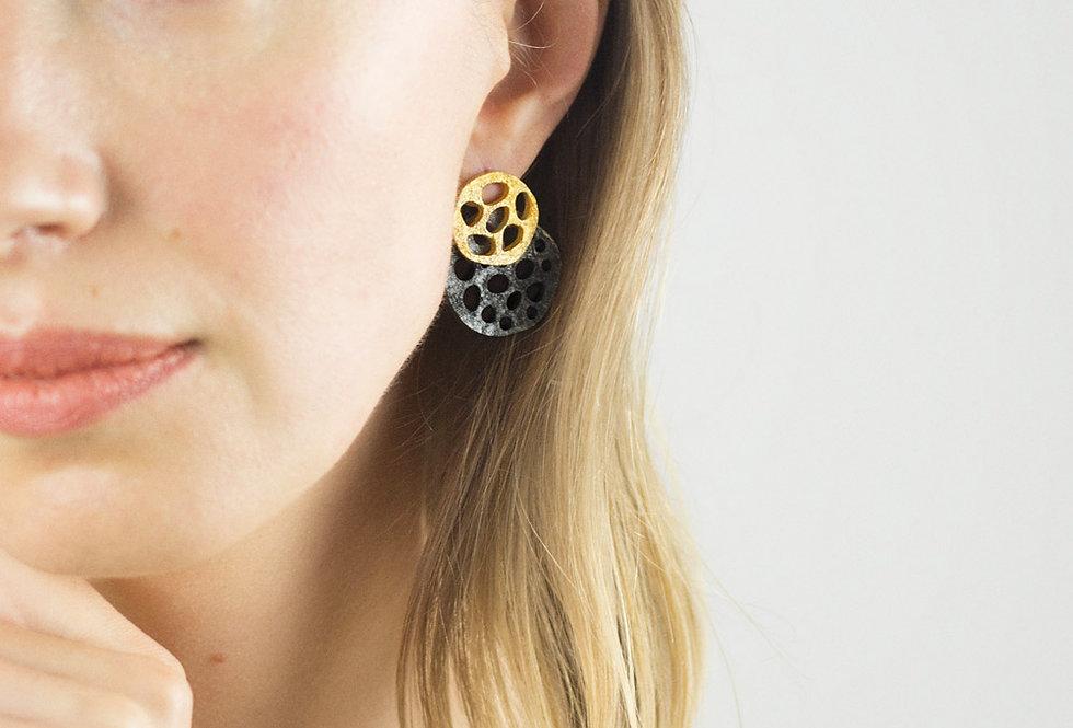 Paula Vieira Jewellery Milà Earrings