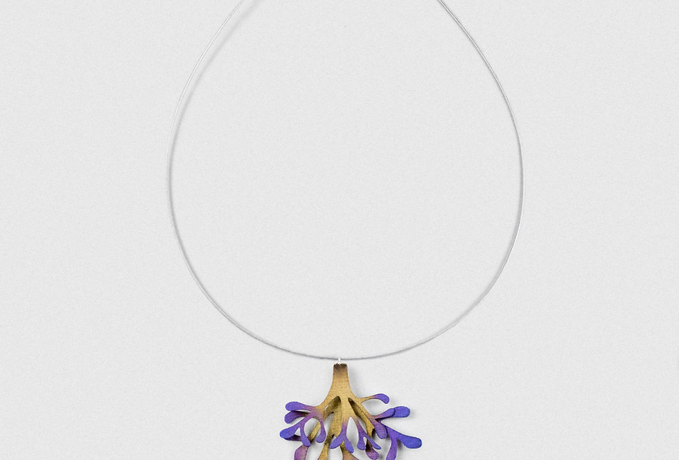 Paula Vieira Jewellery Anodised Titanium Necklace
