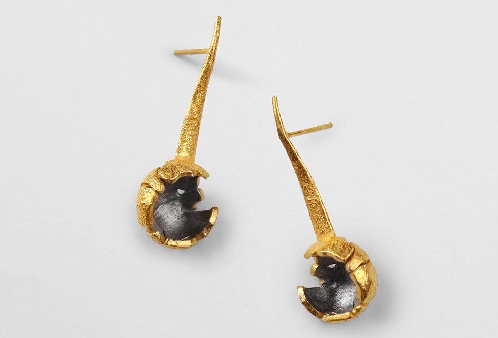 Paula Vieira Jewellery Sete Colinas Earrings