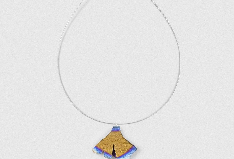 Paula Vieira Jewellery Anodised Titanium Necklace