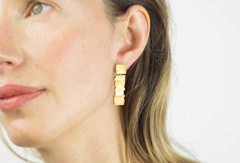 Paula Vieira Jewellery Joordan Earrings