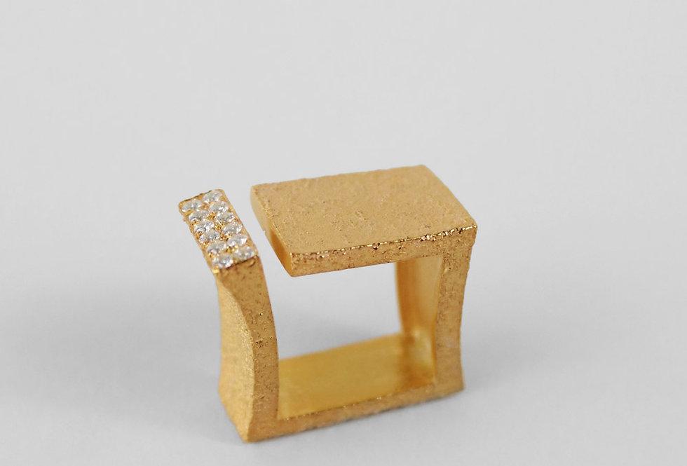 Paula Vieira Jewellery Cidade Luz Ring