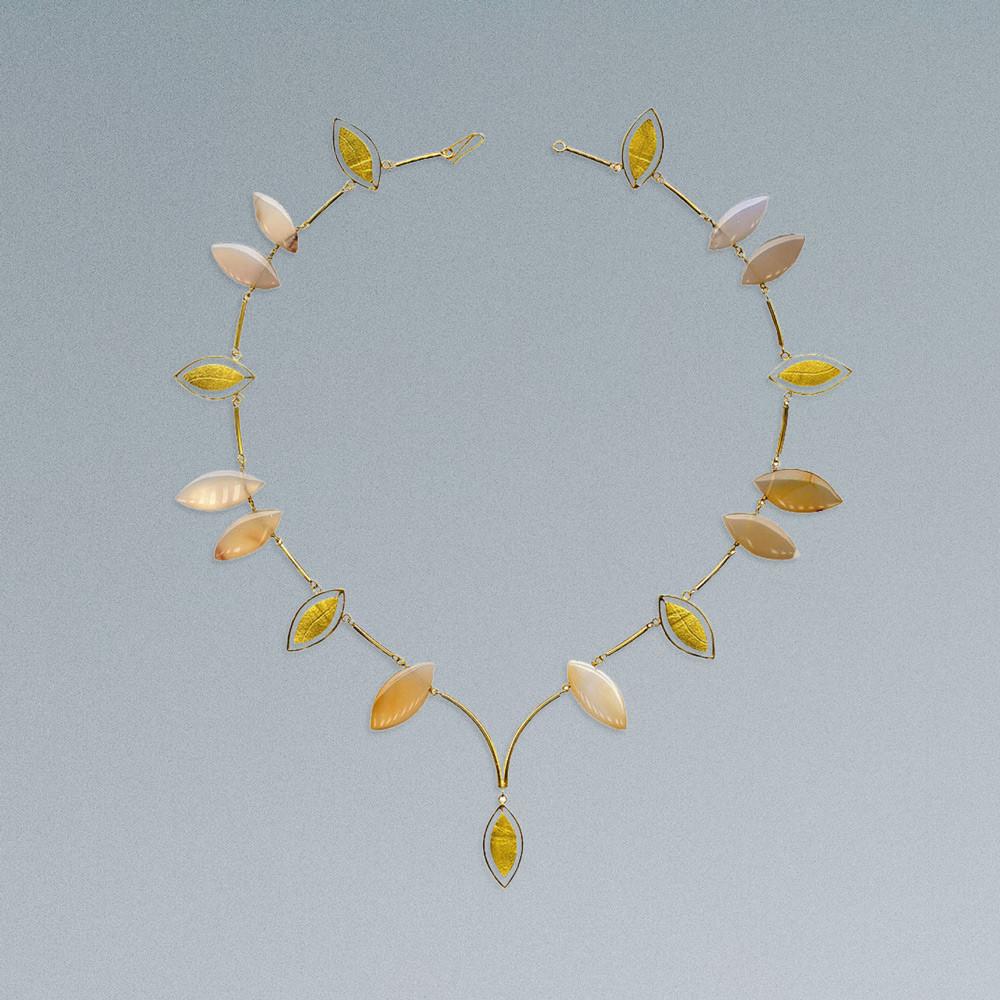 Paula Vieira Jewellery Primavera Necklace