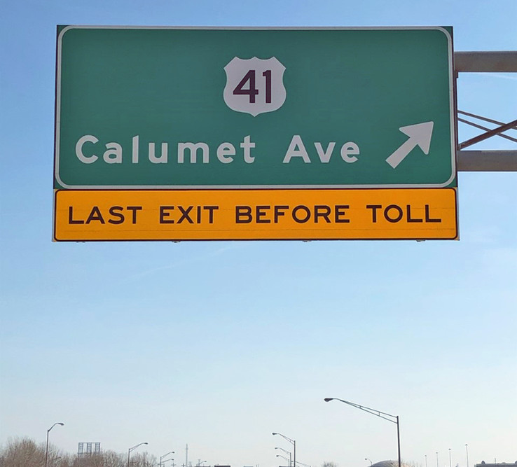 (ITR 5) Cline Ave Eastbound at Calumet Ave