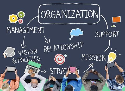 Organization Management Team Group Compa