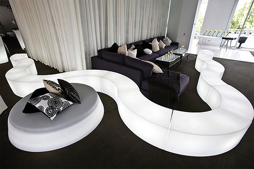 Snake seating