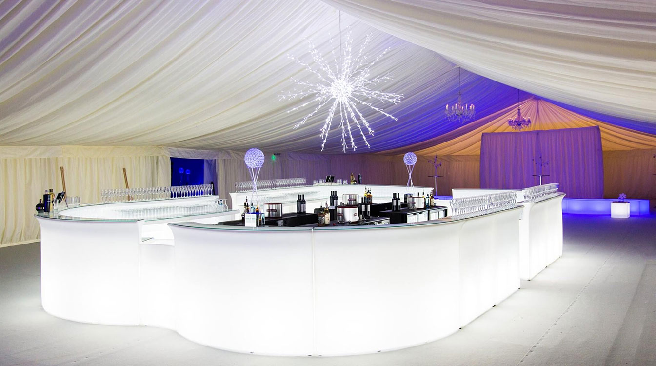 White-Illuminated-Bar