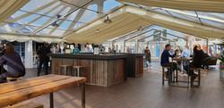 3.5m x 4.5m Industrial Style Bar
