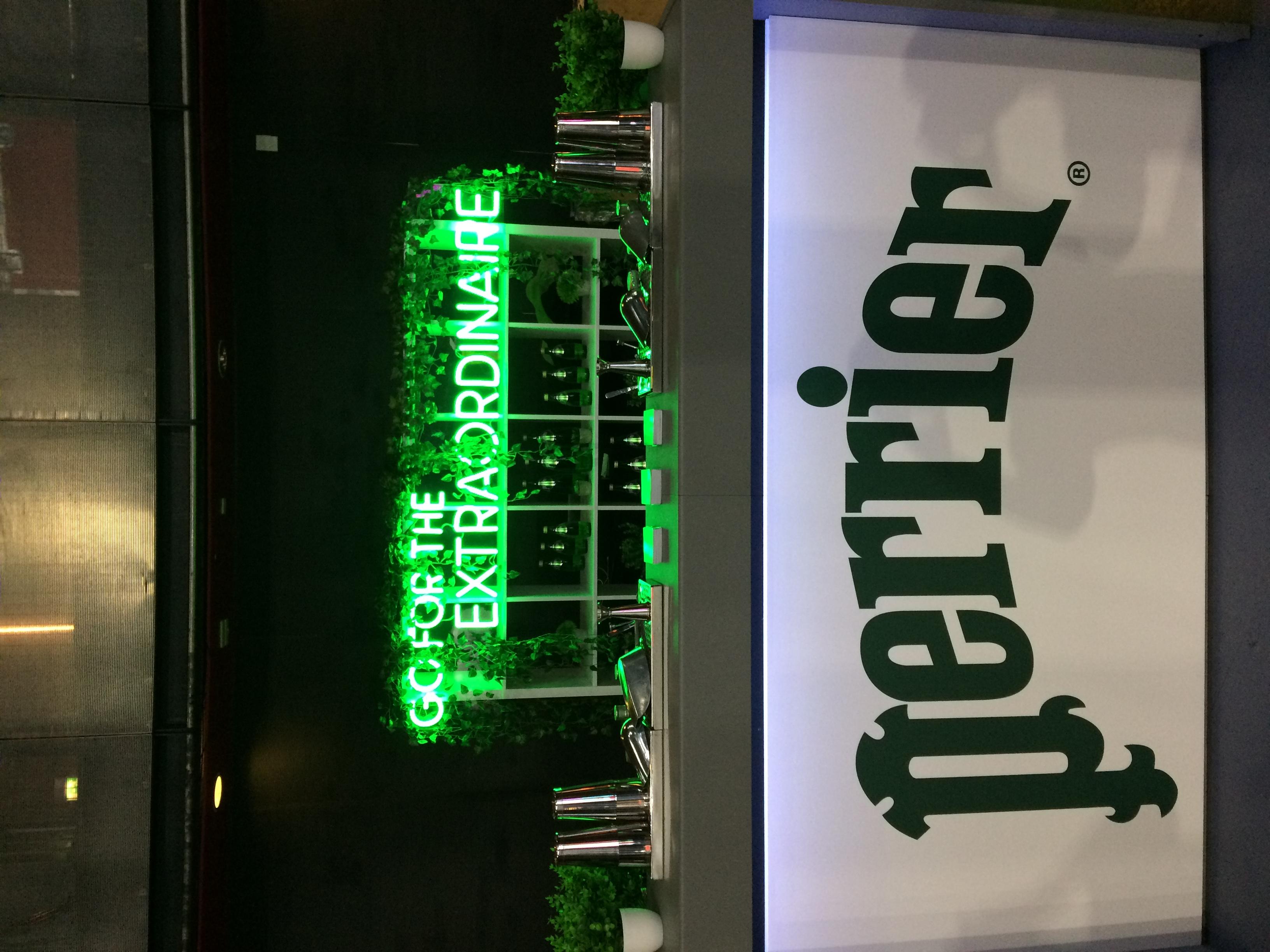2m Branded Bar