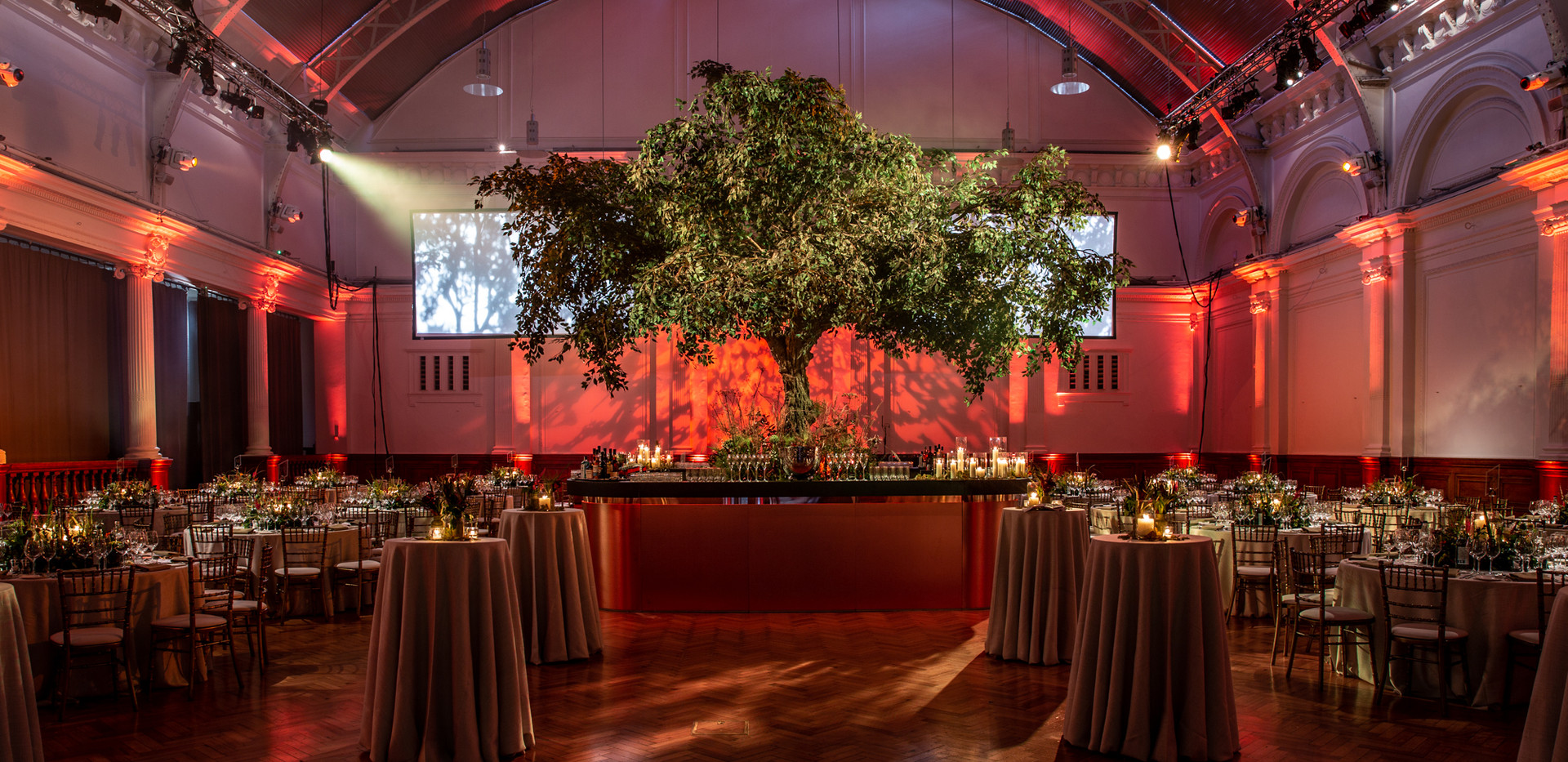 Copper island bar with tree display.jpg
