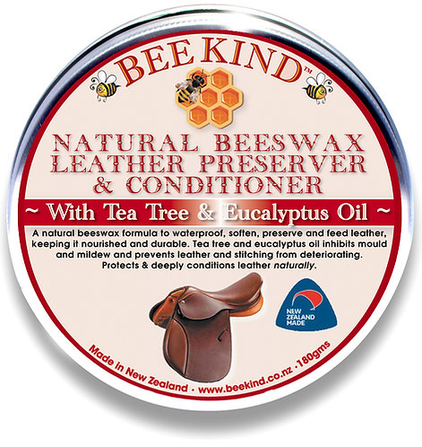 Bee Kind Leather Conditioner & Preserver