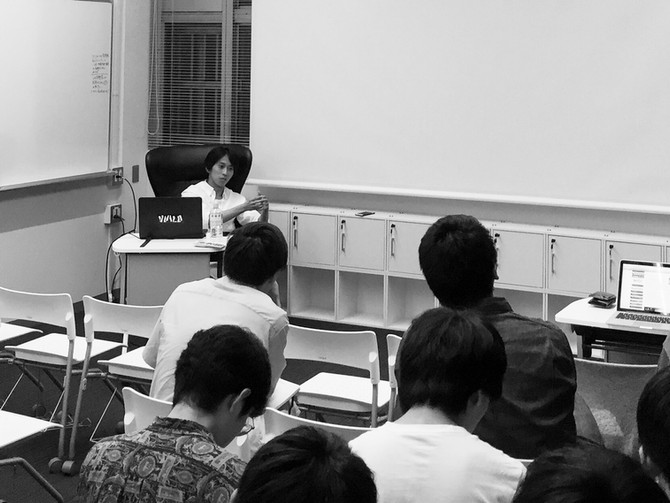 """Open Zemi #4 Koki Akiyoshi """"Fabrication"""""""