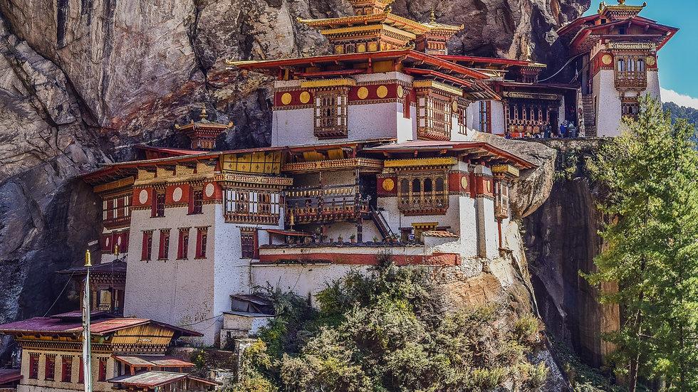 Bután y Nepal