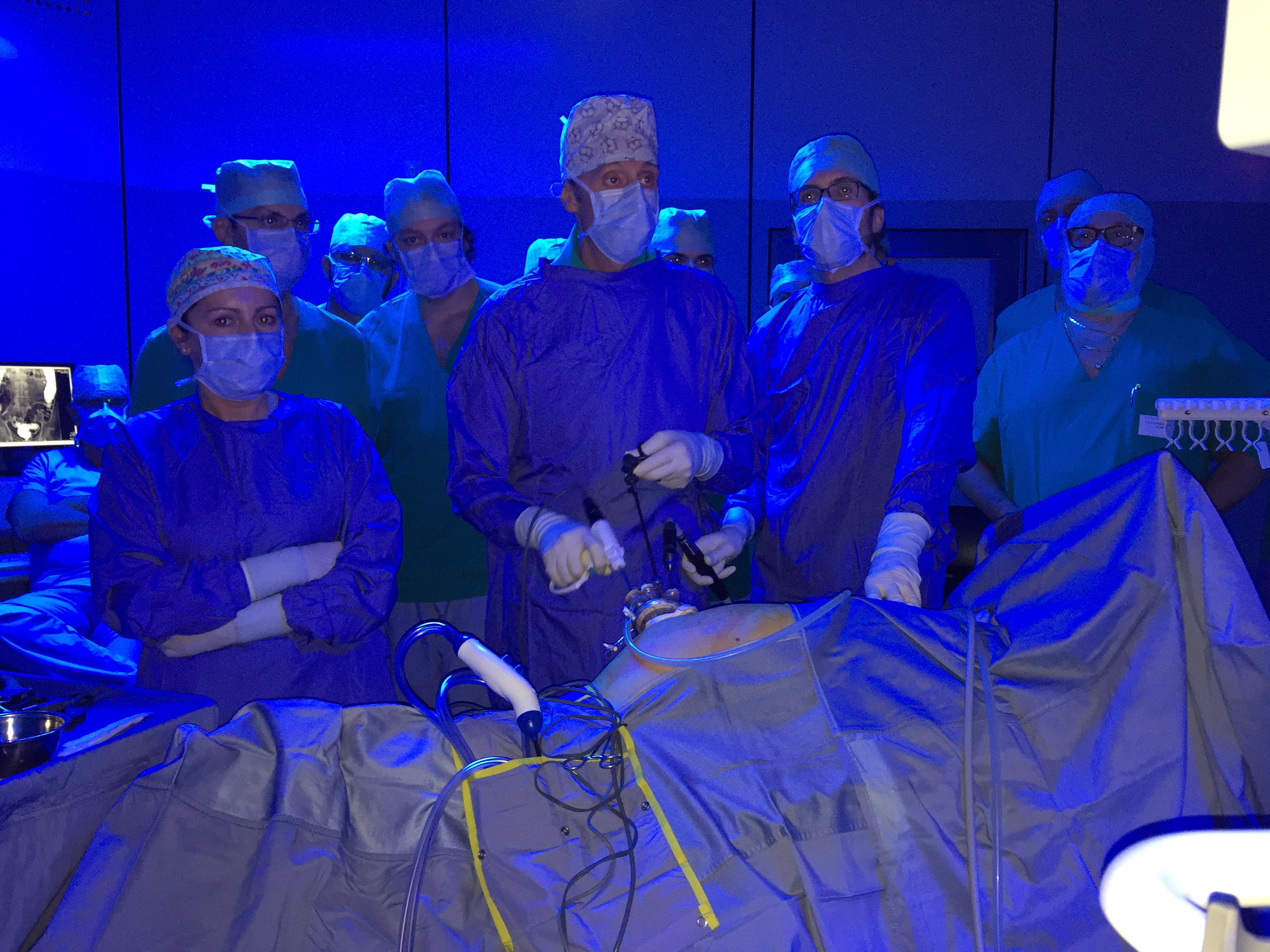 Chirurgia Single incision