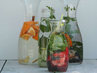 Heerlijk Fruitwater Recept