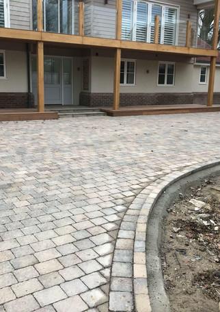 Brick Driveway Chichester
