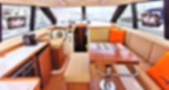 A 'true' deck saloon sailboat