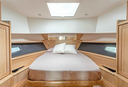 Spacious Master Cabin with ensuite