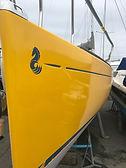Beneteau Hull Cut & Polish