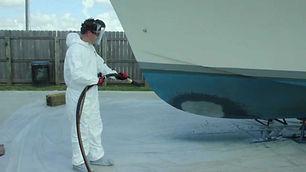 Antifoul Removal Solent