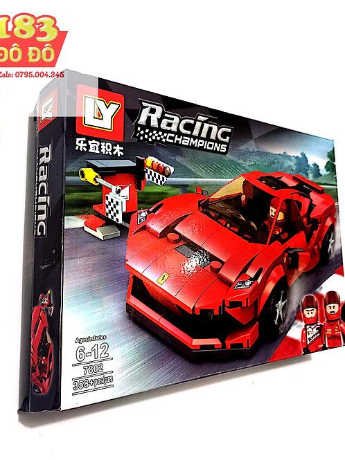 LEGO Xếp Hình XE ĐUA