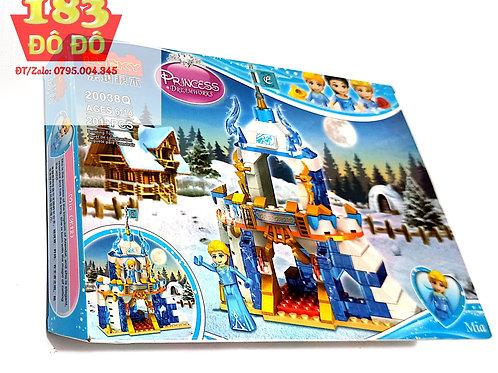Lego Lâu Đài Công Chúa Elsa Princess Lucky 20038Q
