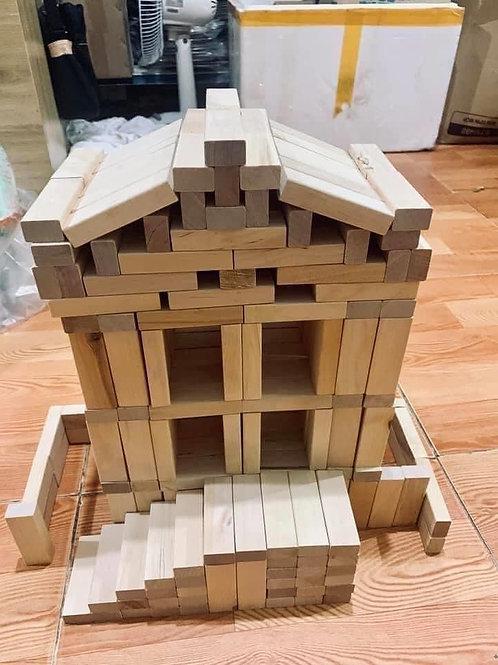 đồ chơi rút gỗ game kich thích sáng tạo
