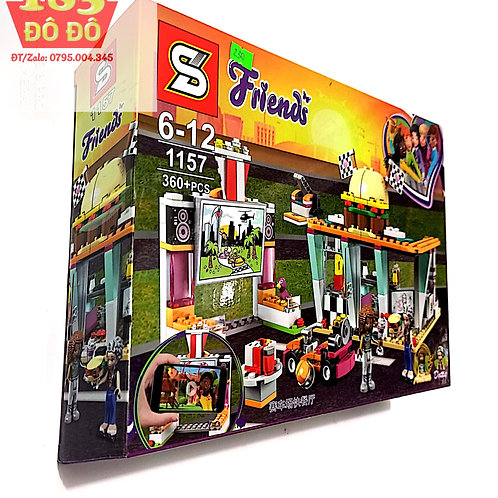 Lego BLOCKS FRIENDS 360 PCS