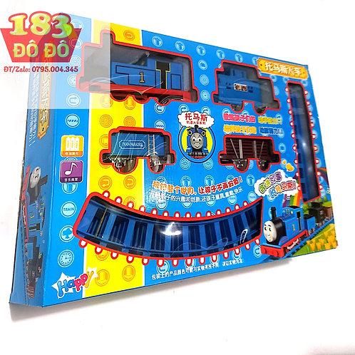 Hộp đồ chơi Tàu hỏa chạy pin