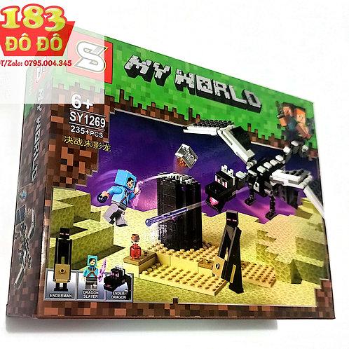 Lego MYWORLD 235 chi tiết