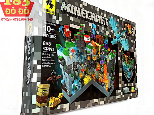 Lego Lắp Ráp Lâuđài