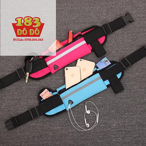 Đai đeo đồ thể thao go belt – Túi đeo hông đựng điện thoại chống trộm