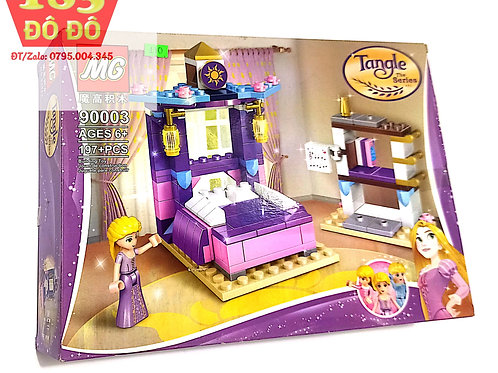 Lego Phòng ngủ của công chúa Elsa