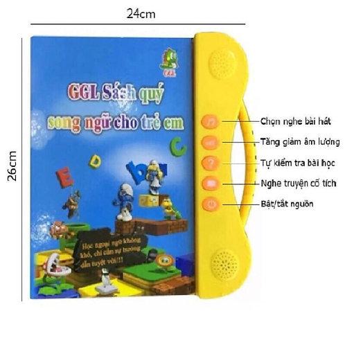 Sách Quý Song Ngữ Cho Bé