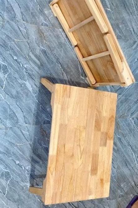 Bàn gỗ gấp gọn hàng việt nam