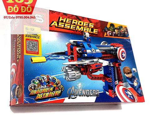 Lego súng Heroes Asemble