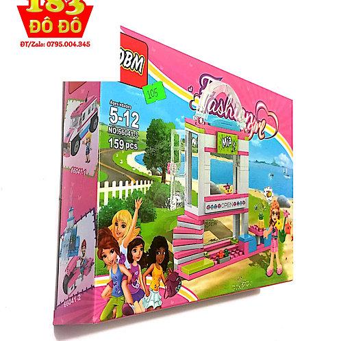 Lego căn nhà