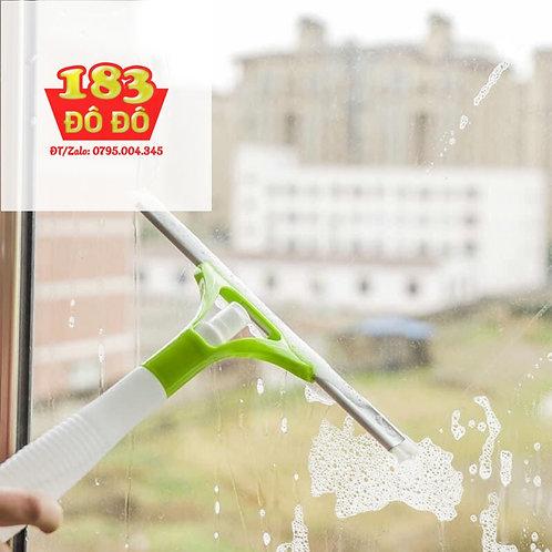 Giới thiệu sản phẩm cây lau vệ sinh kính