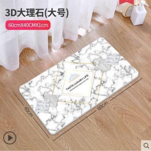 Thảm ĐÁ siêu thấm 3D